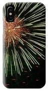 Atom Burst IPhone Case