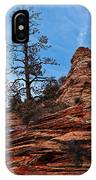 Atop The Layers IPhone Case