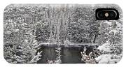 Au Sable River Overlook IPhone Case