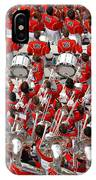 Auburn College Band IPhone Case