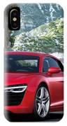 Audi R8 IPhone Case