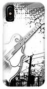 Audio Graphics 4 IPhone Case