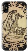 Audrey's Dragon IPhone X Case
