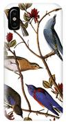 Audubon: Bluebirds IPhone Case