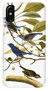 Audubon: Bunting, 1827-38 IPhone Case