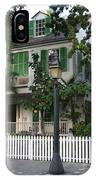 Audubon House Key West IPhone Case