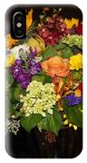 August Bouquet IPhone Case