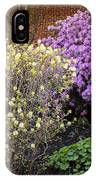 Augusta Hotel Landscaping IPhone Case