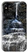 Aunt Sarah Waterfall IPhone Case