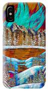 Aurora's Reflections IPhone Case