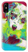 Aussie Puppy IPhone Case