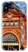 Australia Melbourne Part8b IPhone Case