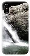 Australia - Welcome To Natural Arch Waterfall IPhone Case