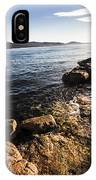 Australian Bay In Eastern Tasmania IPhone Case