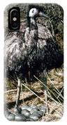 Australian Emu IPhone Case
