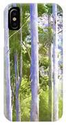 Australian Gum Trees IPhone Case