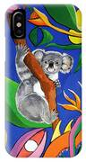 Australian Koala IPhone X Case