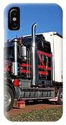 Australian Roadtrain IPhone Case