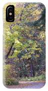 Autum Colors IPhone Case