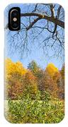 Autumn # 1 IPhone Case