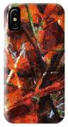 Autumn Allegretto IPhone Case