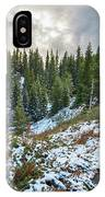 Autumn And Winter In One IPhone Case