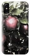 Autumn Apples - Luther Fine Art IPhone Case