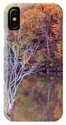 Autumn At Alum Creek IPhone Case