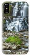 Autumn At Chittenango Falls IPhone Case