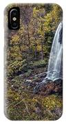 Autumn At Falling Spring IPhone Case