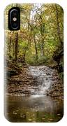 Autumn At Mill Creek IPhone Case