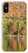 Autumn At North Lake IPhone Case
