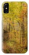 Autumn At Rim Rock IPhone Case
