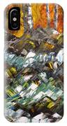 Autumn At The River IPhone Case