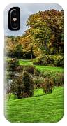 Autumn Beauty IPhone Case