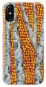 Autumn Birch IPhone Case