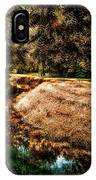 Autumn By The Creek IPhone Case