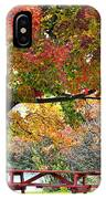 Autumn By The River On 105 IPhone Case