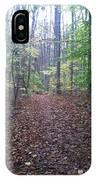Autumn Calm IPhone Case