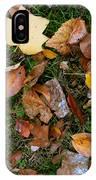 Autumn Carpet 001 IPhone Case