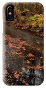 Autumn Carpet 003 IPhone Case