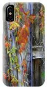 Autumn Collage IPhone Case