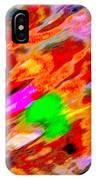 Autumn Color Blurs 144 IPhone Case