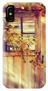 Autumn Color IPhone Case