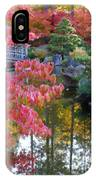 Autumn Color Reflection - Digital Painting IPhone Case
