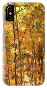 Autumn Colored IPhone Case