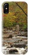 Autumn Colors On Pickle Creek 2 IPhone Case