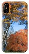 Autumn Day IPhone Case