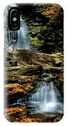 Autumn Falls - 2885 IPhone X Case