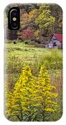 Autumn Fields IPhone Case